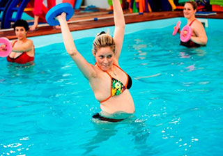 Hydrogymnastic for Pregnant Women